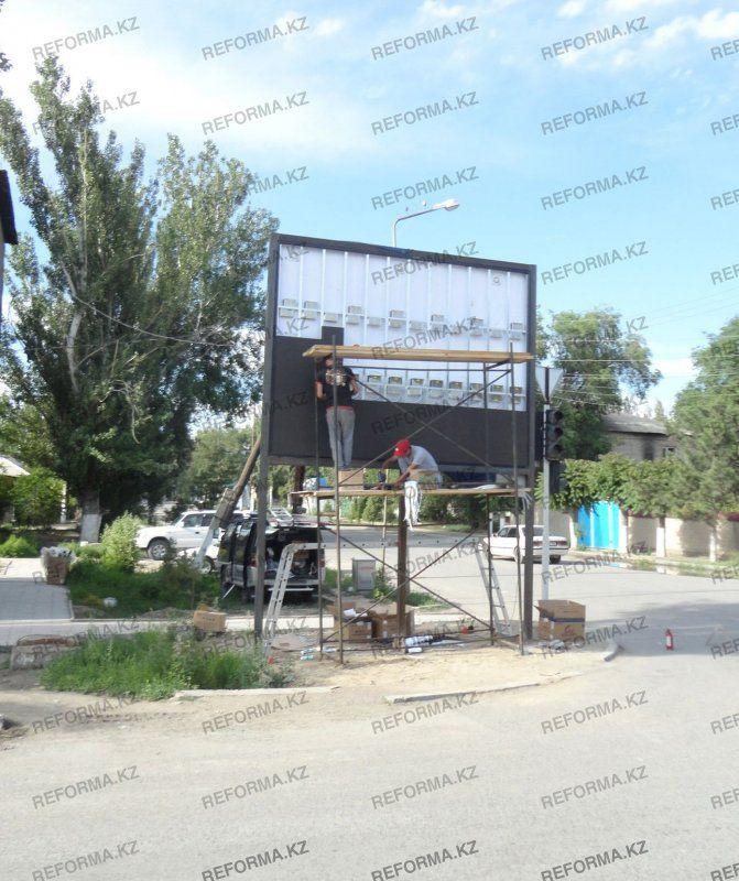 Фото Модульный экран г. Жаркент