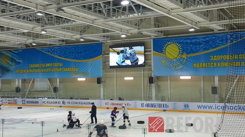Фото Модульный экран P6 г. Петропавловск