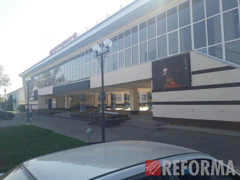 Фото Светодиодные экраны в п. Перемётный