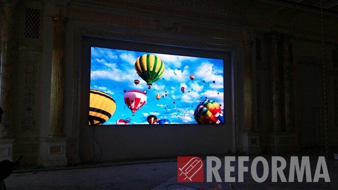Фото Светодиодный экран в г. Атырау