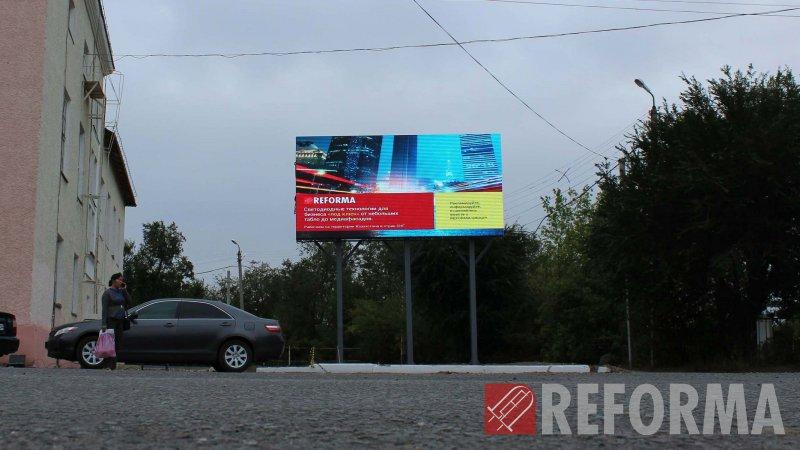 Фото Светодиодный экран P10 в Хромтау