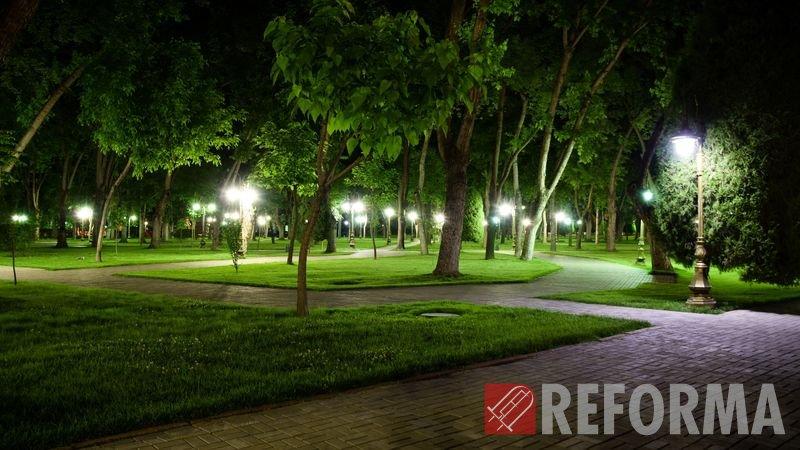 Фото Уличное LED освещение: продажа и монтаж