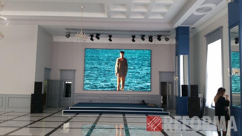 Фото Экран светодиодный для ресторана в селе Узынагаш