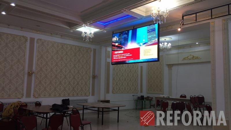 Фото LED-экран P5 для ресторана