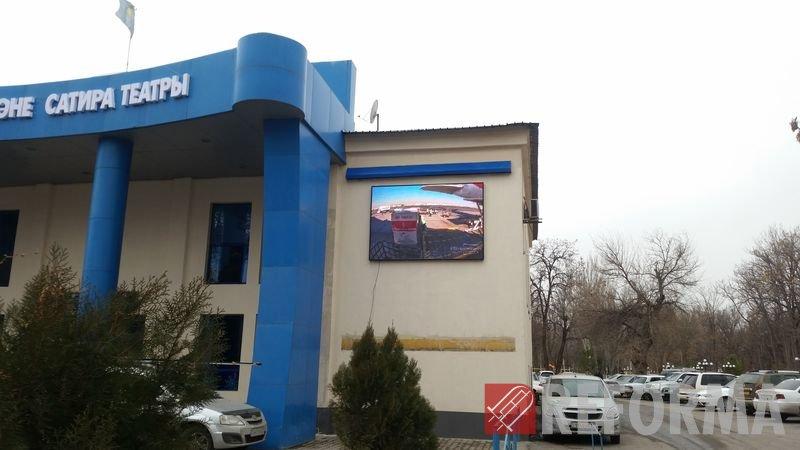 Фото Светодиодный экран Р10 г. Шымкент