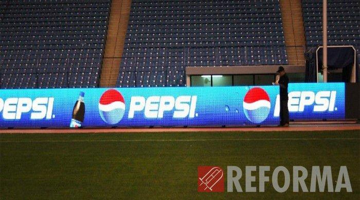 Фото Спортивные LED-экраны (видеопериметры)