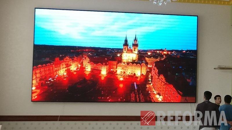 Фото Светодиодный экран Р4 внутреннего применения в г. Балхаш