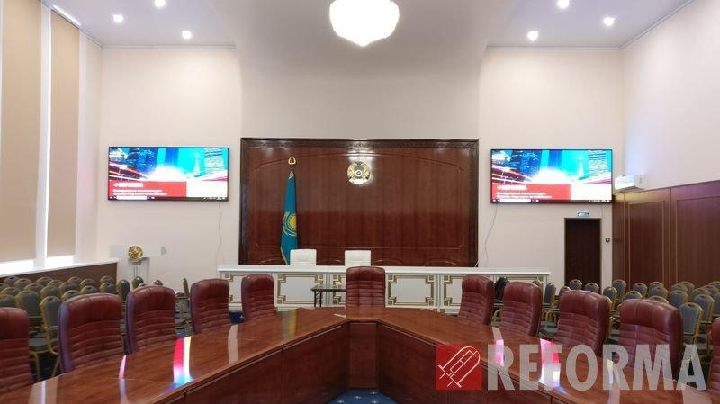 Фото Светодиодные экраны Р3,33 во Дворце Культуры