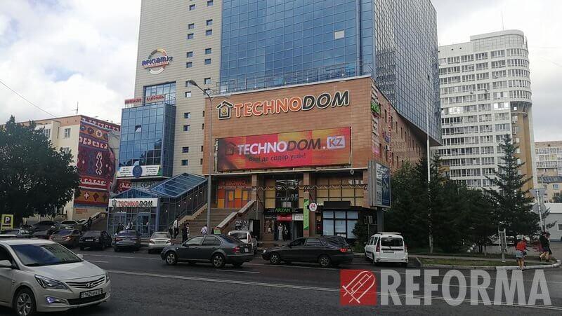Фото Светодиодный экран Р10 г.Астана