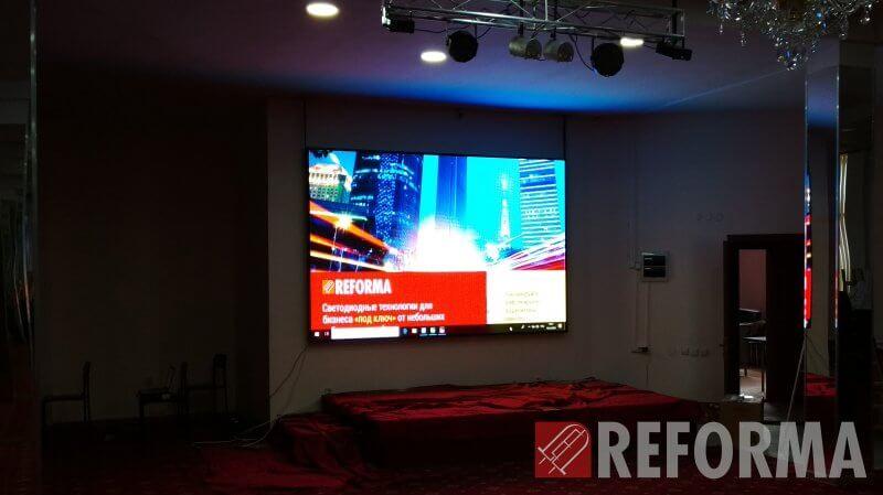 Фото Светодиодный экран P5 в г. Костанай