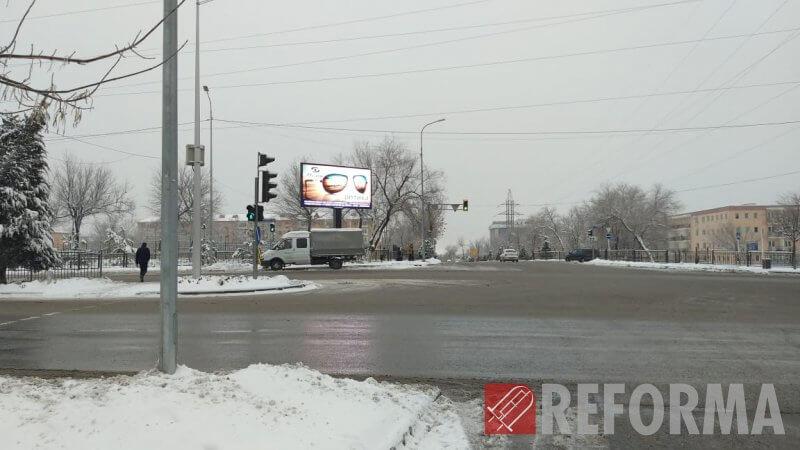 Фото LED экран для наружной рекламы в Шымкенте