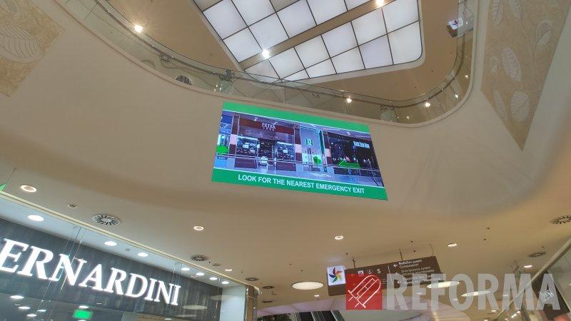 Фото LED экран P2.5 для Мега Парк на Сейфуллина